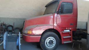 Caminhão NH 420 6×4 – 2005 – Somente venda