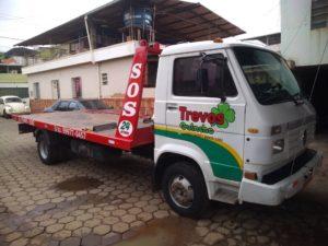 Caminhão 7100 ano 1996 motor x10 turbinada interculado direção hidráulica freio
