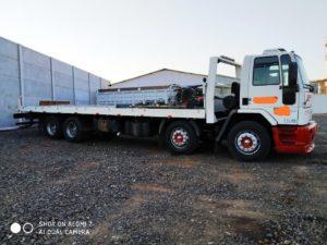 Caminhão Ford Cargo 2422 T Guincho Plataforma