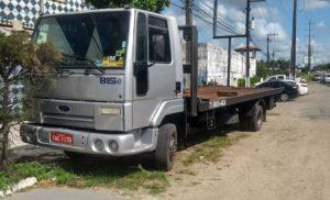 Ford Cargo 815 prancha 6,5 mts – 2006