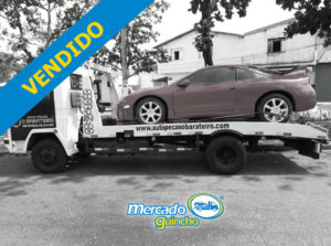 VENDIDO – Guincho Agrale D5000 Plataforma fixa 5 x 2 – ano 1996