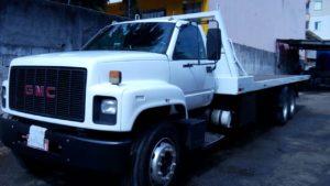 GMC 16220 Truck plataforma Osmar de 8.8mts – 15 toneladas – 1998