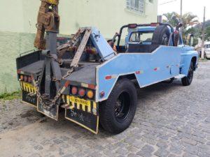 Vendo Guincho Lança – Motor 11-13 Turbinado– Ano: 1972