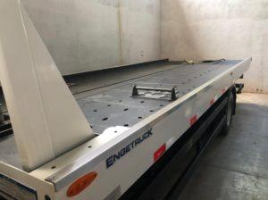 Ford Cargo 816 Plataforma Engetruck com Asa Delta 6 Metros – 2013